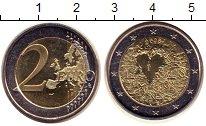 Изображение Монеты Финляндия 2 евро 2008 Биметалл UNC-