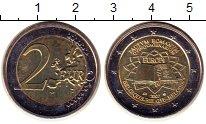 Изображение Монеты Бельгия 2 евро 2007 Биметалл UNC-