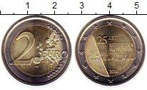 Изображение Монеты Словения 2 евро 2016 Биметалл UNC-