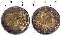 Изображение Монеты Словакия 2 евро 2009 Биметалл UNC-