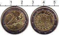 Изображение Монеты Ирландия 2 евро 2015 Биметалл UNC-