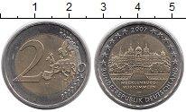 Изображение Монеты Германия 2 евро 2007 Биметалл UNC-