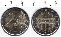 Изображение Монеты Испания 2 евро 2016 Биметалл UNC-