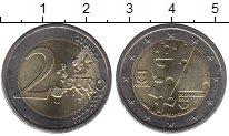 Изображение Монеты Португалия 2 евро 2012 Биметалл UNC-