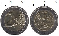 Изображение Монеты Португалия 2 евро 2017 Биметалл UNC-