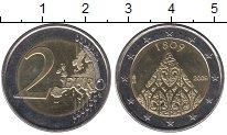 Изображение Монеты Финляндия 2 евро 2009 Биметалл UNC-
