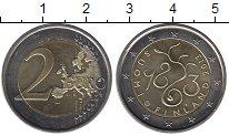 Изображение Монеты Финляндия 2 евро 2013 Биметалл UNC-