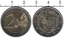 Изображение Монеты Финляндия 2 евро 2016 Биметалл UNC-