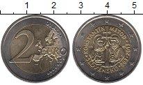 Изображение Монеты Словакия 2 евро 2013 Биметалл UNC-