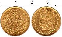 Изображение Монеты Польша 10 злотых 1925 Золото UNC- Болеслав Храбрый (Y#
