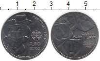 Изображение Монеты Португалия 2 1/2 евро 2016 Медно-никель UNC