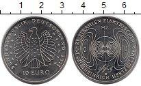 Монета Германия 10 евро Медно-никель 2013 UNC фото