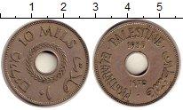 Изображение Монеты Палестина 10 милс 1935 Медно-никель XF