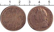 Изображение Монеты Великобритания 1 шиллинг 1735 Серебро VF