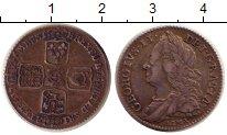 Изображение Монеты Великобритания 6 пенсов 1746 Серебро XF