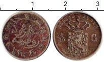Изображение Монеты Нидерландская Индия 1/10 гульдена 1857 Серебро XF-