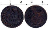 Изображение Монеты Германия Саксен-Альтенбург 1 1/2 пфеннига 1755 Медь VF