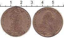 Изображение Монеты Германия Вюрцбург 20 крейцеров 1761 Серебро VF