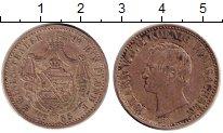 Изображение Монеты Германия Саксония 1/3 талера 1858 Серебро XF