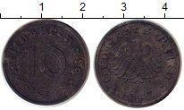 Изображение Монеты Германия 10 пфеннигов 1947 Цинк XF-