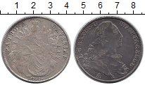 Изображение Монеты Германия Бавария 1 талер 1775 Серебро XF-