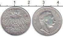 Изображение Монеты Пруссия 2 марки 1903 Серебро XF Вильгельм II