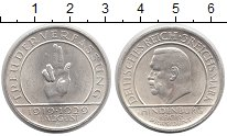 Изображение Монеты Веймарская республика 3 марки 1929 Серебро XF D. 10-летие Веймарск