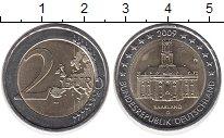 Изображение Монеты Германия 2 евро 2009 Биметалл UNC- D. Саарленд