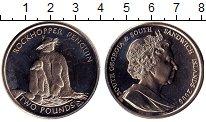 Изображение Монеты Сендвичевы острова 2 фунта 2006 Медно-никель UNC-