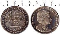 Изображение Монеты Сендвичевы острова 2 фунта 2007 Медно-никель UNC-