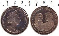 Изображение Монеты Виргинские острова 1 доллар 2011 Медно-никель UNC-