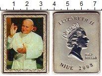 Изображение Монеты Новая Зеландия Ниуэ 1/2 доллара 2008 Серебро UNC-