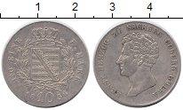 Изображение Монеты Германия Саксе-Кобург-Гота 10 крейцеров 1836 Серебро XF-