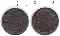 Изображение Монеты Великобритания 1/3 фартинга 1878 Медь XF