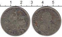 Изображение Монеты Пруссия 1/4 талера 1752 Серебро VF