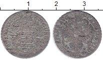 Изображение Монеты Гамбург 4 шиллинга 1725 Серебро VF