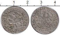 Изображение Монеты Литва 1 грош 1559 Серебро VF