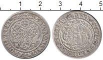Изображение Монеты Германия Саксония 1 грош 1625 Серебро VF
