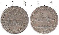 Изображение Монеты Германия Брауншвайг-Вольфенбюттель 1/12 талера 1789 Серебро XF