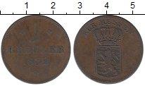 Изображение Монеты Гессен-Кассель 1 крейцер 1832 Медь XF-
