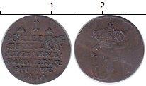 Изображение Монеты Германия Мекленбург-Шверин 1 шиллинг 1810 Серебро XF-