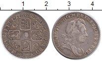 Изображение Монеты Великобритания 6 пенсов 1723 Серебро XF