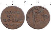 Изображение Монеты Ватикан 1 кватрино 1740 Медь VF+