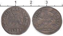 Изображение Монеты Италия Венеция 1/2 сольдо 1722 Серебро VF