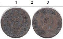 Изображение Монеты Ватикан 1 гроссо 0 Серебро VF+