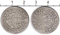 Изображение Монеты Германия Саксония 1 грош 1568 Серебро VF