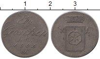 Изображение Монеты Германия Эрфурт 1 грош 1801 Серебро XF