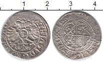 Изображение Монеты Германия Сольмс-Лих 3 крейцера 1616 Серебро XF-
