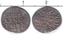 Изображение Монеты Германия Померания 1 шиллинг 1621 Серебро XF-