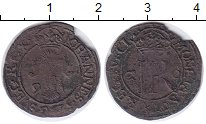 Изображение Монеты Швеция 2 эре 1591 Медь VF